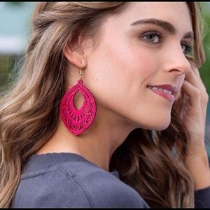 Coming soon!  Emmylou earrings